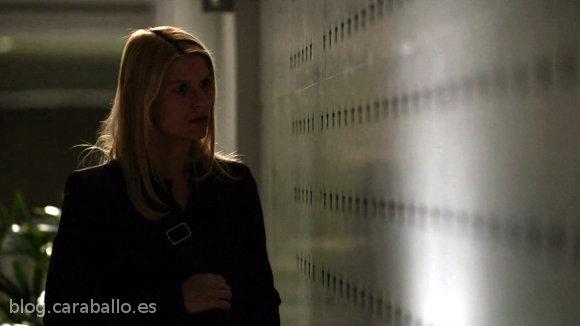 Homeland - Tercera Temporada. The Star (La Estrella). Carrie.