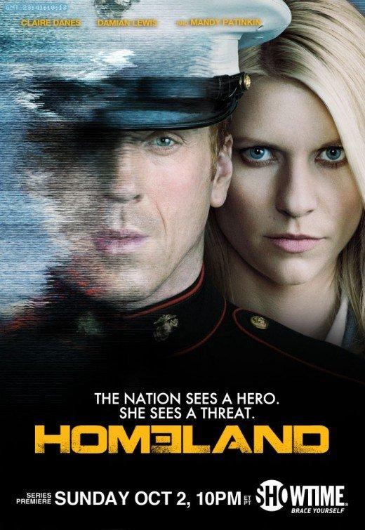 Homeland (2011). Las apariencias engañan...