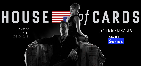 House of Cards T2 - Hay dos clases de dolor.