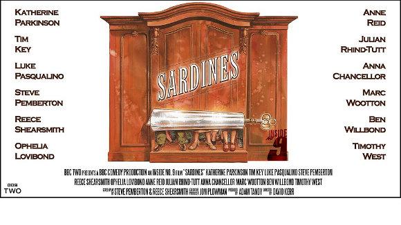 Inside No. 9 - Cartel de 'Sardines'