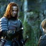 Valar Morghulis! Jaqen H'ghar y Arya se despiden