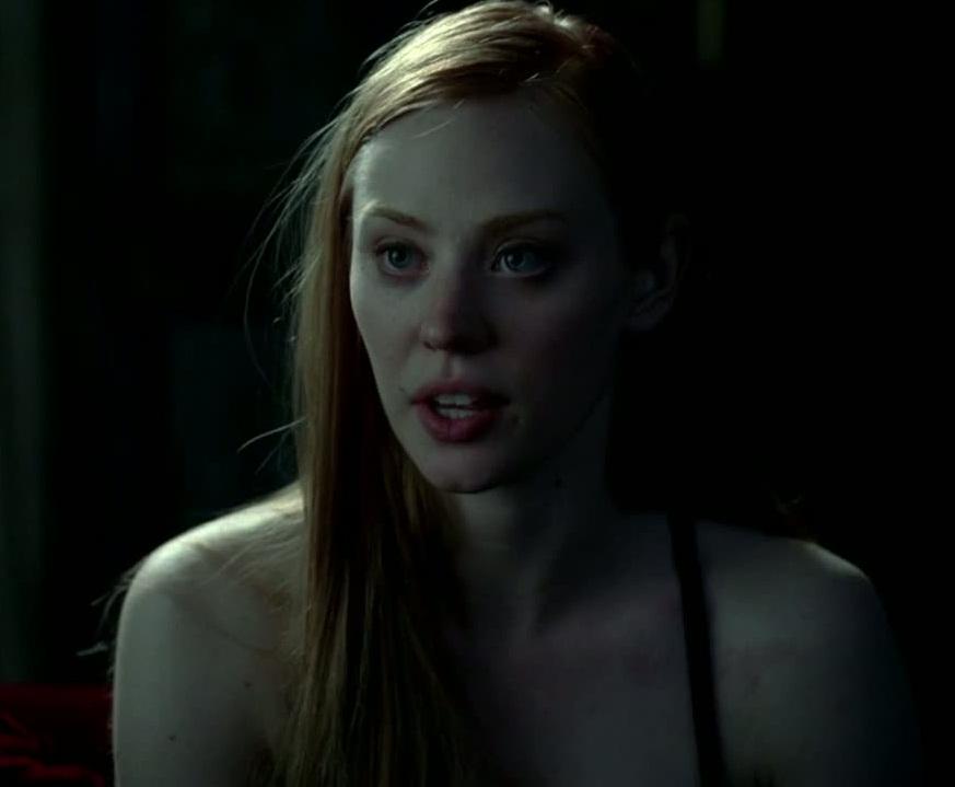 La vampiresa Jessica Hamby, interpretada por Deborah Ann Woll