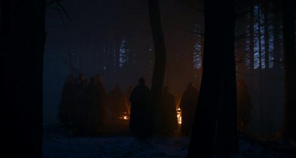 Juego de Tronos - And Now His Watch Is Ended - Así despide La Guardia de la Noche a los hermanos caídos