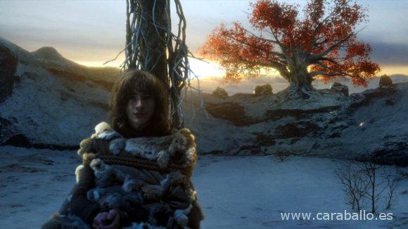 Juego de Tronos - El primero de su nombre. Bran y el árbol arciano