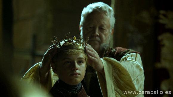 Juego de Tronos - El primero de su nombre. El rey Tommen
