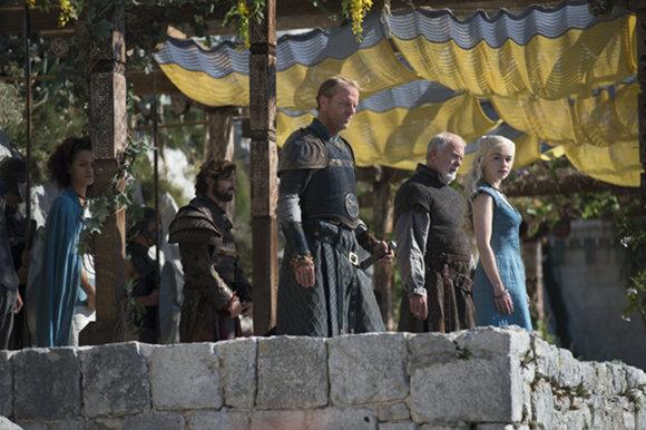 Juego de Tronos - Guardajuramentos. Daenerys, la reina de Meereen