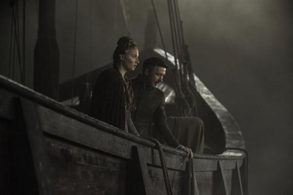 Juego de Tronos - Rompedoras de cadenas. Sansa y Petyr