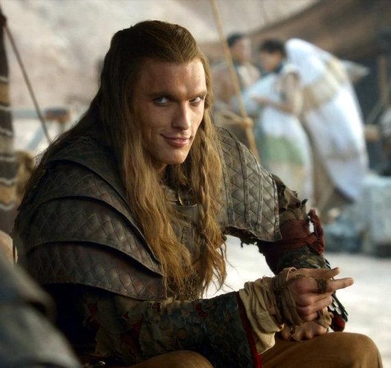 Juego de Tronos - Second Sons. Daario Naharis