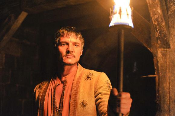 """Juego de Tronos - Sinsonte (Mockingbird). Oberyn: """"Yo seré tu campeón"""""""