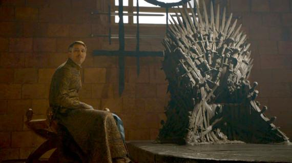Juego de Tronos - The Climb (El Ascenso). Petyr Baelish y el Trono de Hierro