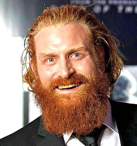 Kristofer Hivju será Tormund Matagigantes.