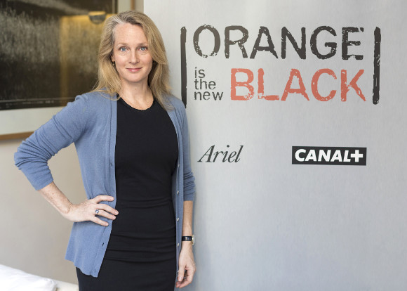 Piper Kerman, autora de Orange is the New Black - Foto: Enrique Cidoncha