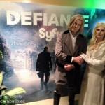 Preestreno de la serie Defiance en la Academia de Cine de Madrid