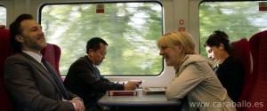 The 7.39 - Extraños en un tren.