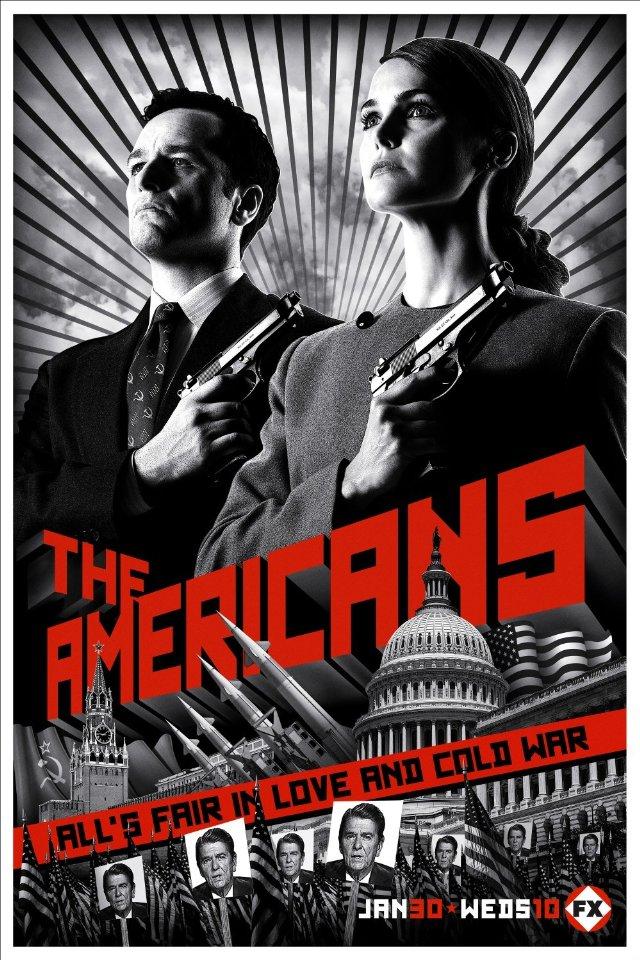 The Americans. Vuelven los 80 y la guerra fría.