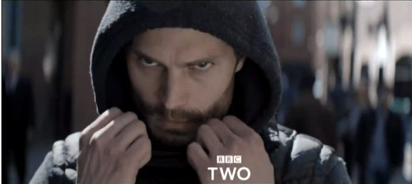 The Fall. Jamie Dornan encarna al estrangulador