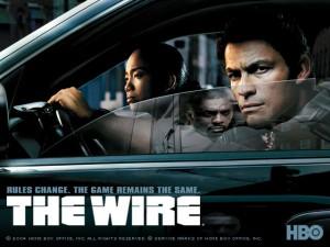 The Wire (Bajo Escucha).