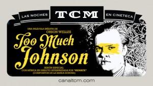 Too Much Johnson Tarjeta