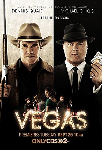 Vegas (CBS), uno de los estrenos del otoño.
