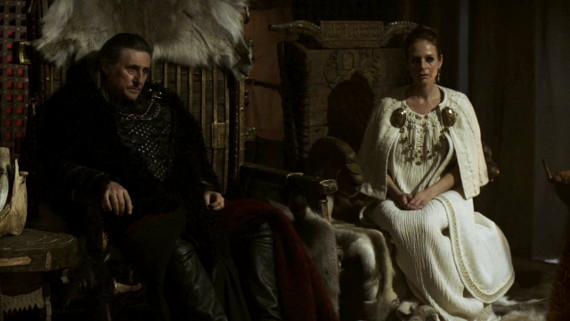 Vikingos - Ritos de Iniciación. El Earl Haraldson y su esposa Siggy.