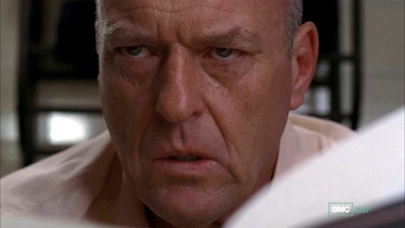 Walter White es Heisenberg.
