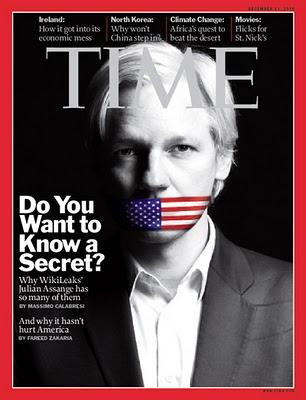 WikiLeaks en Time Magazine...