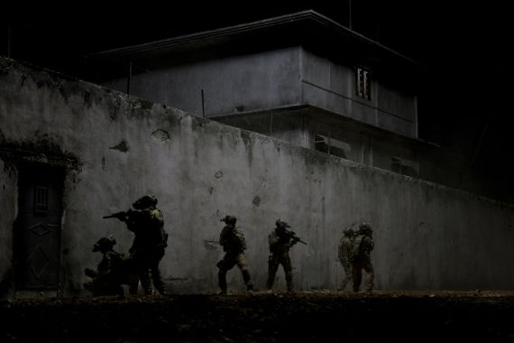 "Zero Dark Thirty - Los Navy SEAL Team 6 con ""licencia para asesinar"" legal"