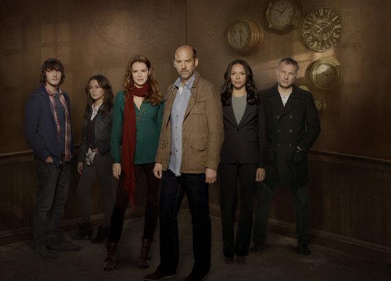 Los protagonistas de Zero Hour, uno de los estrenos de la ABC para este otoño