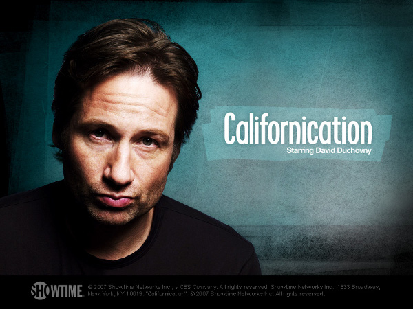 Hank Moody en Californication