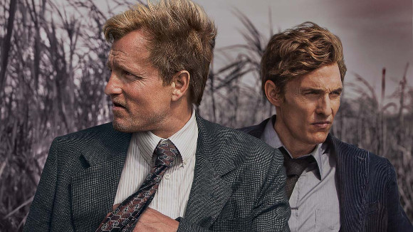 True Detective - Woody Harrelson (Marty) y Matthew McCounaghey (Rust)